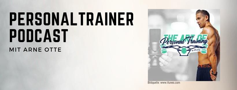 Hier findest Du den Personal Trainer Podcast von Arne Otte