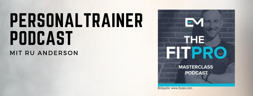 Hier findest Du den Personal Trainer Podcast von Ru Anderson