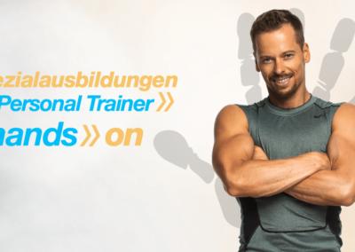 Hands on Techniken – Onlinekurs für Personal Trainer