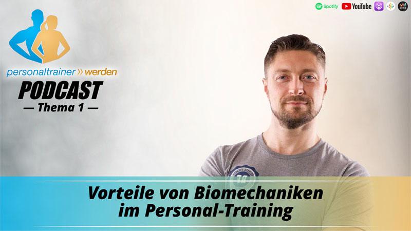 Vorteile von Biomechanik im Personal-Training