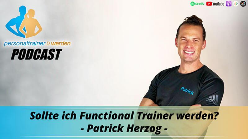 Functional Trainer Patrick Herzog
