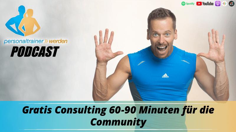 Gratis Consulting für Personal Trainer