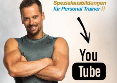 YouTube Workflow für Personal Trainer
