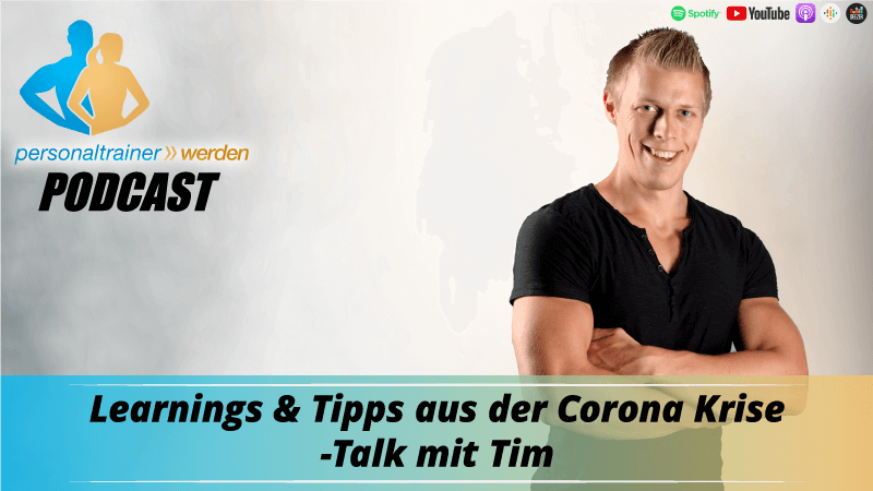 Learnings & Tipps aus der Corona-Krise - Tim Kinalzyk