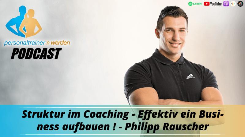Struktur im Coaching - Philipp Rauscher
