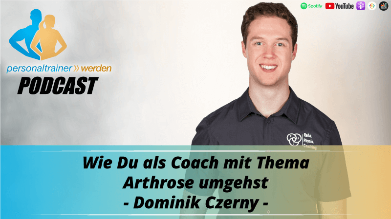 Wie Du als Coach mit dem Thema Athrose umgehst - Dominik Czerny