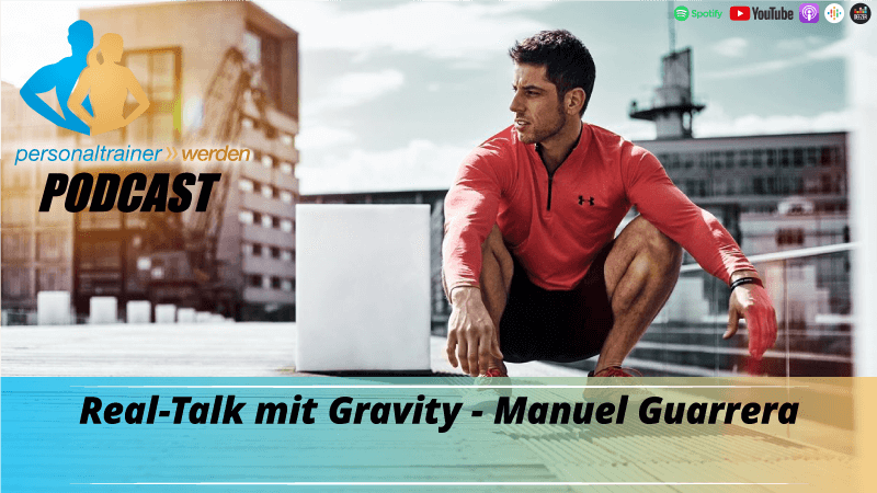 Real-Talk mit Gravity - Manuel Guarrera
