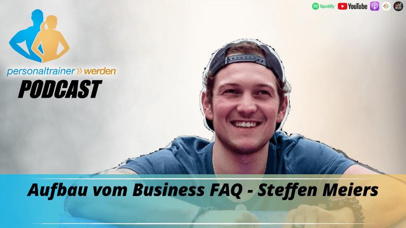 Aufbau vom Business FAQ - Steffen Meiers