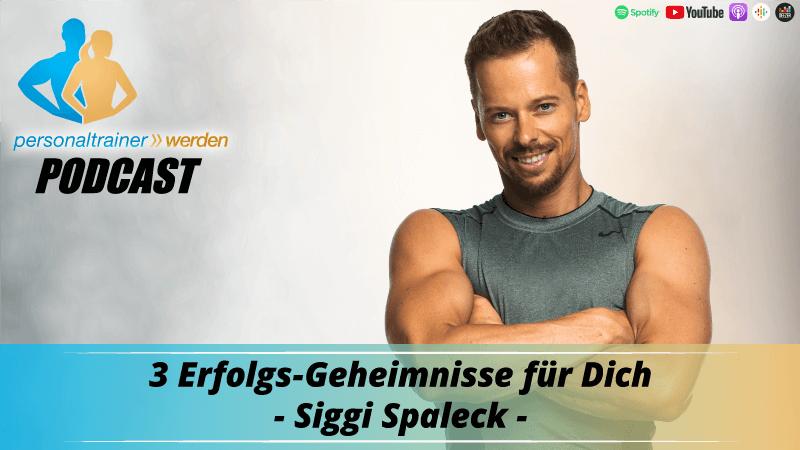 Drei Erfolgsgeheimnisse für Dich von Siggi Spaleck