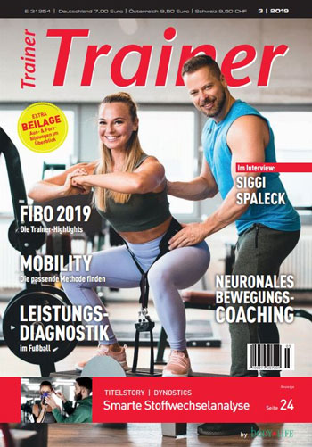 Trainer Magazin Siggi Spaleck